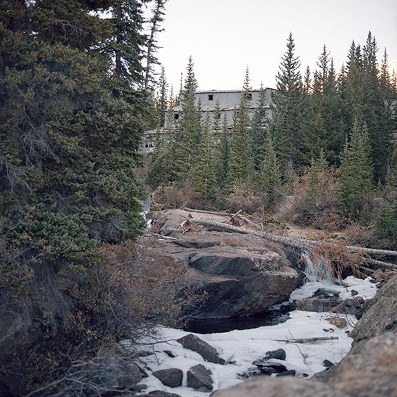 Magnolia Mill, Park County, Colorado, October 13, 2019