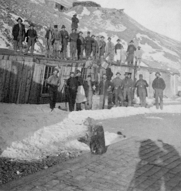 Moose Mine, circa 1880s