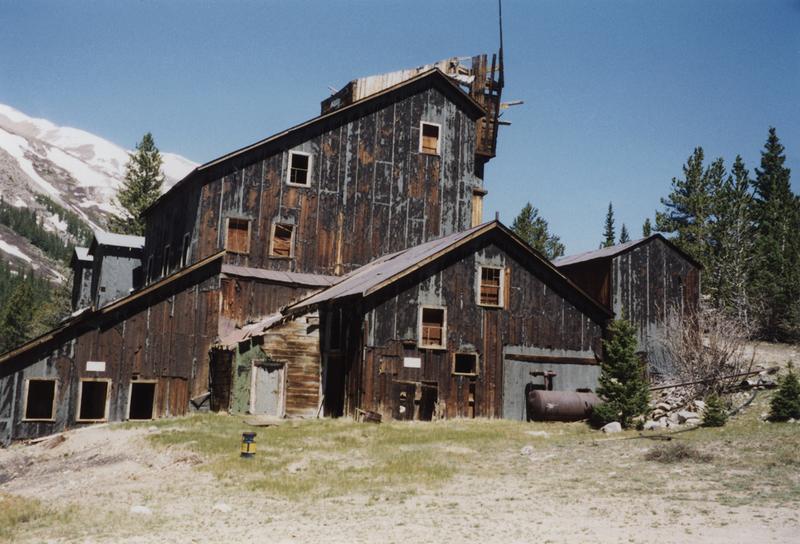 Paris Mill exterior 1998